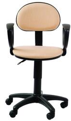 Кресло офисное Бюрократ Ch-213AXN желтый