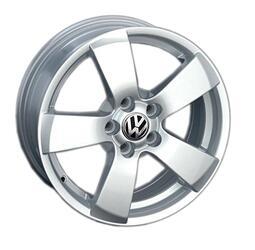 Автомобильный диск литой LegeArtis VW72 6x15 5/100 ET 43 DIA 57,1 Sil