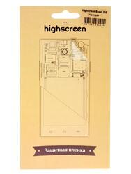 "5""  Пленка защитная для смартфона Highscreen Boost 2, Highscreen Boost 2 SE"
