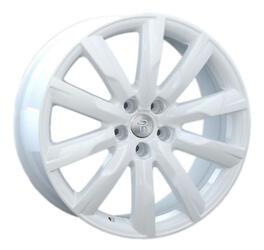 Автомобильный диск Литой Replay A42 8x19 5/112 ET 39 DIA 66,6 White