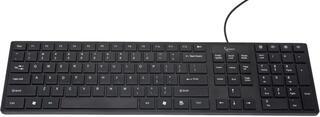 Клавиатура Gembird KB-501-B-R