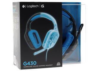 Наушники Logitech G430