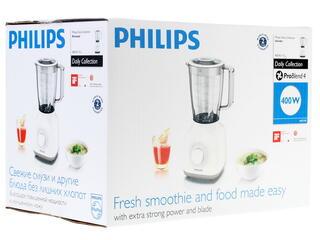 Блендер Philips HR2100/00 белый