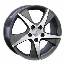 Автомобильный диск Литой LegeArtis H24 7,5x17 5/114,3 ET 55 DIA 64,1 GM