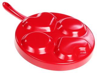 Сковорода Galaxy GL 9853 красный