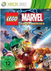 Игра для Xbox 360 LEGO Marvel Super Heroes