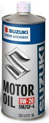 Моторное масло Original Japan Suzuki Motor Oil 0W20 99M00-21R01-001, содержит молибден