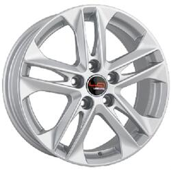 Автомобильный диск Литой LegeArtis VW102 6,5x16 5/112 ET 42 DIA 57,1 Sil