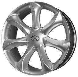 Автомобильный диск Литой LegeArtis INF7 8x18 5/114,3 ET 40 DIA 66,1 Sil