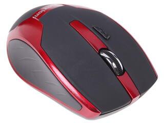 Мышь беспроводная Oxion OMSW007RD