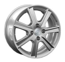 Автомобильный диск литой Replay RN57 6x15 4/112 ET 45 DIA 60,1 Sil
