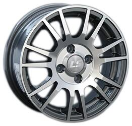 Автомобильный диск Литой LS 307 5,5x14 4/100 ET 45 DIA 73,1 GMF