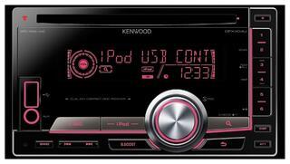Автопроигрыватель Kenwood DPX-404U