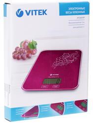 Кухонные весы Vitek VT-2419 VT фиолетовый