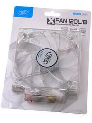 Вентилятор DEEPCOOL XFAN 120L/B