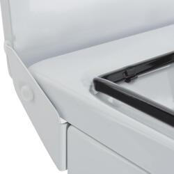 Газовая плита AEG 47635GM-WN белый