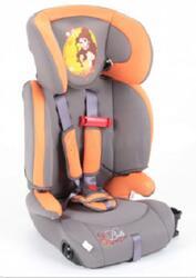 Детское автокресло LIDER KIDS DISNEY S-110 Бэлль серый