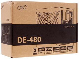 Блок питания Deepcool DE 480W [DE480]