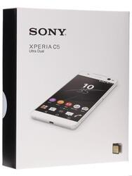 """6"""" Смартфон Sony XPERIA C5 Ultra Dual 16 ГБ зеленый"""