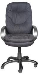 Кресло руководителя Бюрократ CH-867AXSN серый