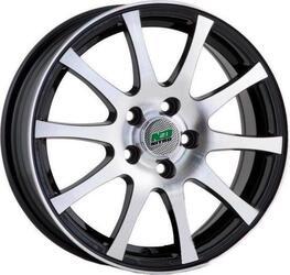 Автомобильный диск Литой Nitro Y3176 6,5x16 5/114,3 ET 52,5 DIA 67,1 BFP