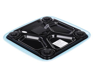 Весы Supra BSS-6050 blue