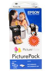 Картридж струйный Epson T5570
