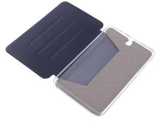 Чехол-книжка для планшета Lenovo IdeaTab A3500 синий