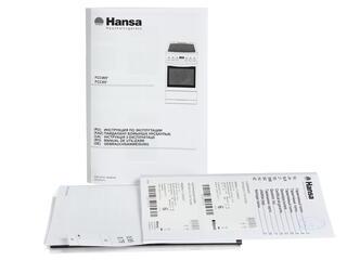 Электрическая плита Hansa FCCX58227 серебристый