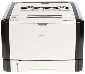 Принтер лазерный Ricoh Aficio SP 311DNW
