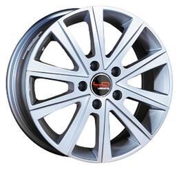Автомобильный диск Литой LegeArtis CI16 6,5x16 4/108 ET 26 DIA 65,1 Sil