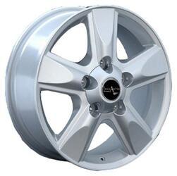 Автомобильный диск Литой LegeArtis LX22 8x18 5/150 ET 60 DIA 110,1 Sil