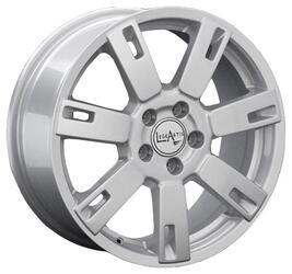 Автомобильный диск Литой LegeArtis LR12 7,5x17 5/108 ET 55 DIA 63,3 Sil