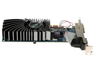Видеокарта ASUS GeForce GT 620 [GT620-1GD3-L (V2)]