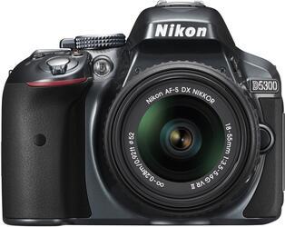 Зеркальная камера Nikon D5300 Kit 18-55mm VR II серый