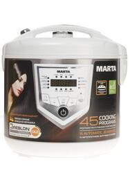 Мультиварка Marta MT-4301 серебристый
