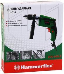 Дрель Hammer Flex UDD500LE