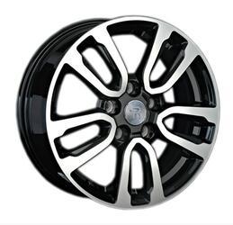 Автомобильный диск литой Replay KI138 6,5x17 5/114,3 ET 35 DIA 67,1 BKF