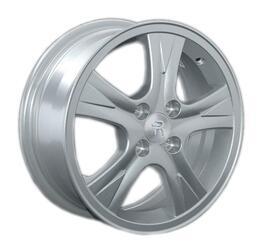 Автомобильный диск литой Replay NS119 6x15 4/100 ET 50 DIA 60,1 Sil