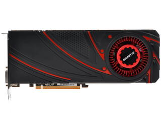 Видеокарта GIGABYTE AMD Radeon R9 290 [GV-R929D5-4GD-B-GA]