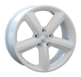 Автомобильный диск Литой Replay A55 7,5x17 5/112 ET 45 DIA 66,6 White