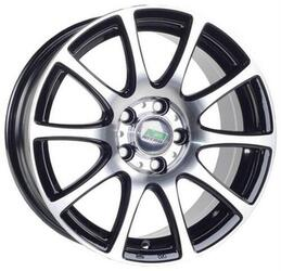 Автомобильный диск Литой Nitro Y1010 7,5x17 5/105 ET 42 DIA 56,6 BFP