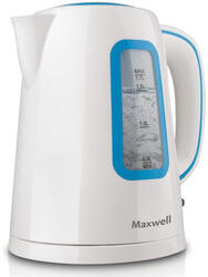 Электрочайник Maxwell MW-1052-B белый