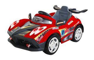 Электромобиль Weikesi PB9999 красный