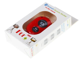 Кнопка для селфи селфи i-10 красный