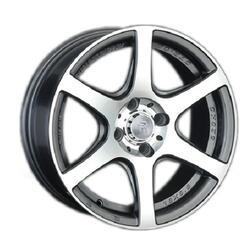 Автомобильный диск Литой LS 328 6,5x15 4/100 ET 40 DIA 73,1 White