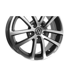 Автомобильный диск литой Replay VV23 6,5x16 5/114,3 ET 40 DIA 66,1 GMF