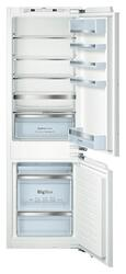 Встраиваемый холодильник Bosch KIN 86AD30 Белый