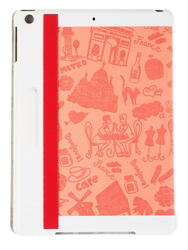 Чехол-книжка для планшета Apple iPad Air бежевый