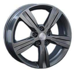 Автомобильный диск Литой Replay RN20 6,5x17 5/114,3 ET 40 DIA 66,1 GM
